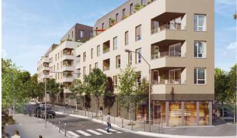 Bagnolet programme immobilier neuve « Triptik »  (2)