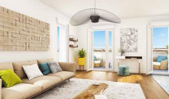 Bagnolet programme immobilier neuve « Triptik »  (3)