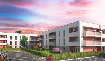 Bourg-en-Bresse programme immobilier neuve « L'Initial »