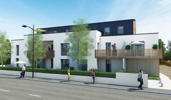 Saint-Herblain programme immobilier neuve « Clos Naturalia »