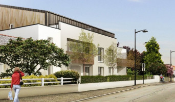 Saint-Herblain programme immobilier neuve « Clos Naturalia »  (2)