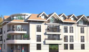 Arcachon programme immobilier rénové « Villa Alexia » en loi pinel