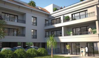 Arcachon programme immobilier neuve « Villa Alexia » en Loi Pinel  (2)