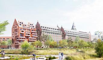 Marquette-lez-Lille programme immobilier à rénover « Les Grands Moulins » en Monument Historique  (2)