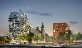 Marquette-lez-Lille programme immobilier à rénover « Les Grands Moulins » en Monument Historique  (3)