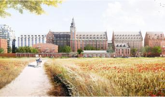 Marquette-lez-Lille programme immobilier à rénover « Les Grands Moulins » en Monument Historique  (4)