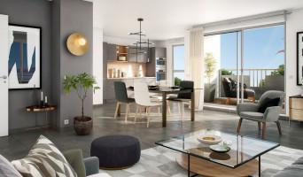 Savigny-sur-Orge programme immobilier neuve « Le Savini »  (3)