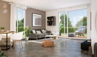 Saint-Alban programme immobilier neuve « Val Flora »  (2)