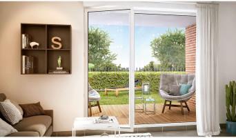 Saint-Alban programme immobilier neuve « Val Flora »  (3)