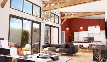Bordeaux programme immobilier neuve « Septime »  (2)