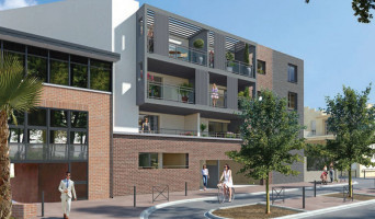 Toulouse programme immobilier neuve « Programme immobilier n°213832 »