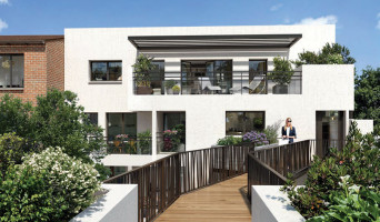 Toulouse programme immobilier neuve « Programme immobilier n°213832 »  (2)