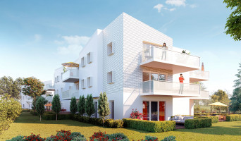 Pessac programme immobilier neuve « Un Jardin en Ville »