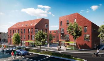 Nantes programme immobilier neuve « Square Saint-Yves »