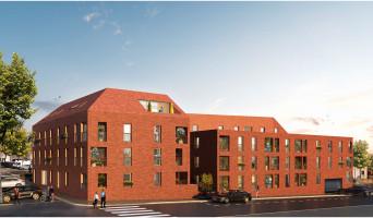 Nantes programme immobilier neuve « Square Saint-Yves »  (2)