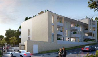 Saint-Orens-de-Gameville programme immobilier neuve « La Croix d'Or »  (2)