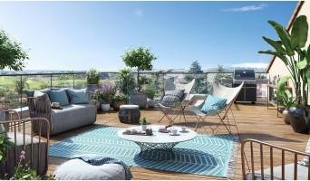 Saint-Orens-de-Gameville programme immobilier neuve « La Croix d'Or »  (3)