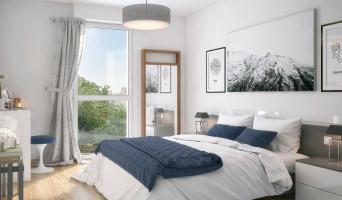 Saint-Orens-de-Gameville programme immobilier neuve « La Croix d'Or »  (4)
