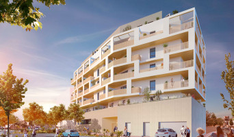 Montpellier programme immobilier neuve « L'Edda » en Loi Pinel