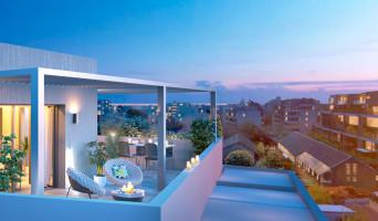 Montpellier programme immobilier neuve « L'Edda » en Loi Pinel  (2)