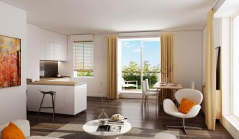 Montpellier programme immobilier neuve « L'Edda » en Loi Pinel  (3)
