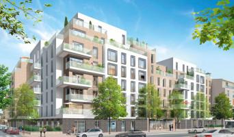 Les Pavillons-sous-Bois programme immobilier neuve « Entres Parenthèses »