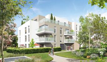 Les Pavillons-sous-Bois programme immobilier neuve « Entres Parenthèses »  (2)