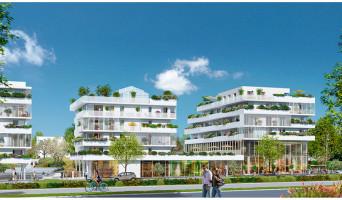 Saint-Herblain programme immobilier neuve « Symbioz »