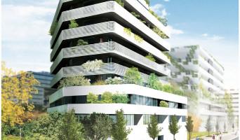 Montpellier programme immobilier neuve « Mithra »