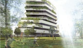 Montpellier programme immobilier neuve « Mithra »  (2)