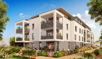 Vétraz-Monthoux programme immobilier neuve « Le Dahlia »