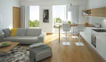 Vétraz-Monthoux programme immobilier neuve « Le Dahlia »  (2)