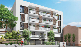 Toulouse programme immobilier neuve « Programme immobilier n°213880 »