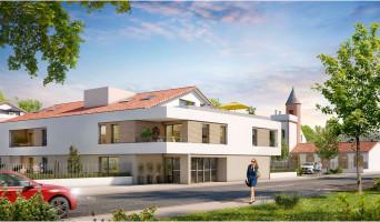 Toulouse programme immobilier neuve « Le Bogey »
