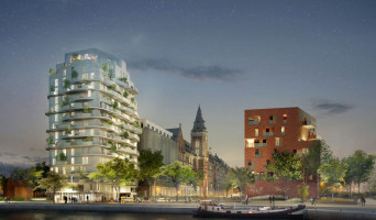 Marquette-lez-Lille programme immobilier neuve « Brooklin Tower »