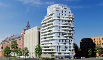Marquette-lez-Lille programme immobilier neuve « Brooklin Tower »  (2)