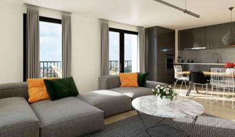 Marquette-lez-Lille programme immobilier neuve « Brooklin Tower »  (3)