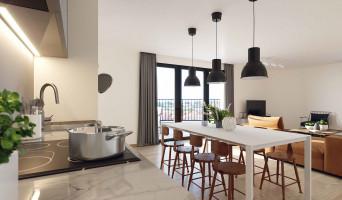 Marquette-lez-Lille programme immobilier neuve « Brooklin Tower »  (4)
