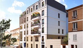 Clamart programme immobilier neuve « L'Intimiste »