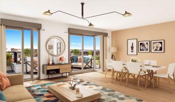 Clamart programme immobilier neuve « L'Intimiste »  (3)