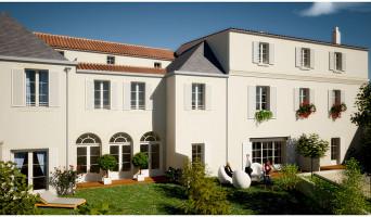 La Rochelle programme immobilier neuve « 6 Rue de la Monnaie »
