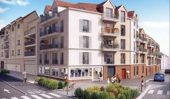 Creil programme immobilier neuve « Isara »