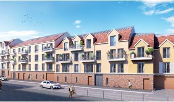 Creil programme immobilier neuve « Isara »  (2)