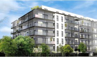 Antibes programme immobilier rénové « Le Jardin des Îles » en loi pinel