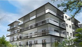 Antibes programme immobilier neuve « Le Jardin des Îles » en Loi Pinel  (2)
