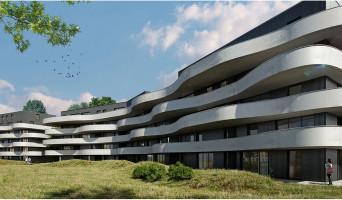 Mérignac programme immobilier neuve « Kyma »