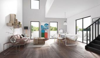 Mérignac programme immobilier neuve « Kyma »  (5)