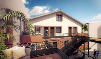 Toulouse programme immobilier neuve « Le Conti »
