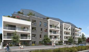 Saint-Nazaire programme immobilier neuve « Néréïdes »