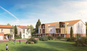 Mondonville programme immobilier neuf « Les Jardins des Deux Chênes » en Loi Pinel